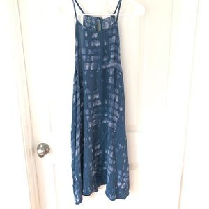 Mossimo Supply Tie Dye Dress Small Racerback